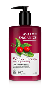 Wrinkle Therapy with CoQ10 & Rosehip
