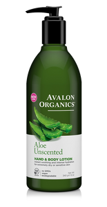 Aloe Unscented