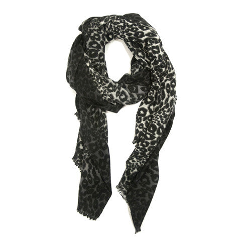 SNOW LEOPARD - BLACK
