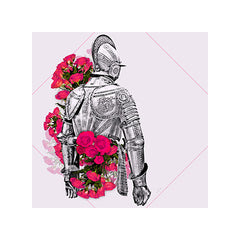 KNIGHT & ROSES - PINK
