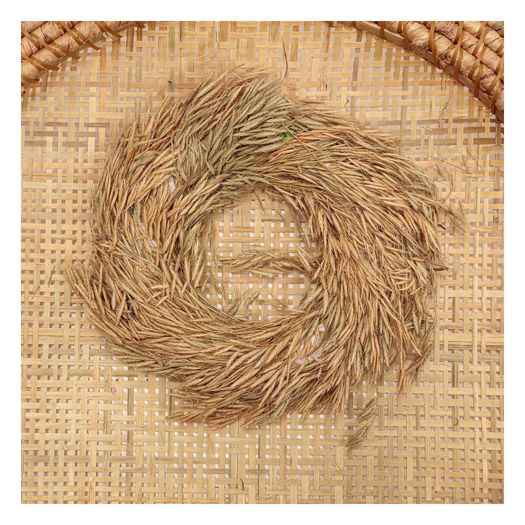 Rustic Wheat Wreath
