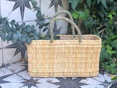 Reed basket - 3 sizes