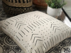 Aztec cushion
