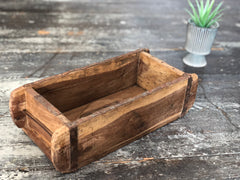 recycled brick mould caddy