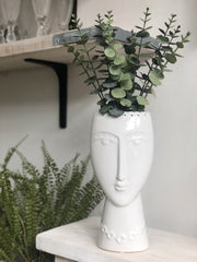 Queenie - ceramic vase
