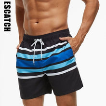 Load image into Gallery viewer, New Arrival Mens quick-drying breathable swimming suit beach trunks