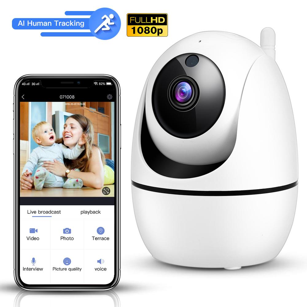 The Smart AI Security Camera - Automatic body tracking, Night vision HD - Tazroo Smart Shop Spot