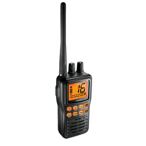 Uniden MHS75 HH VHF w/Li-Ion Battery DC Charger Only