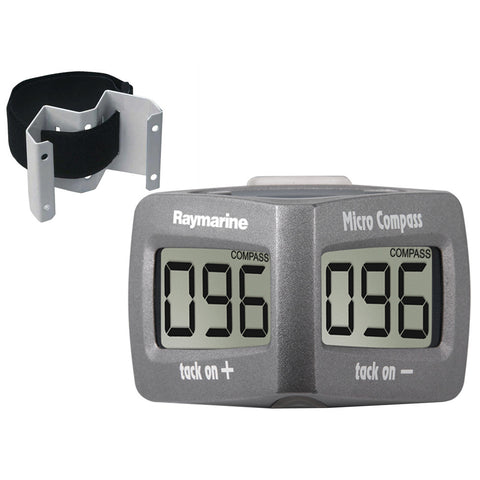 Raymarine Wireless Micro Compass System w/Strap Bracket