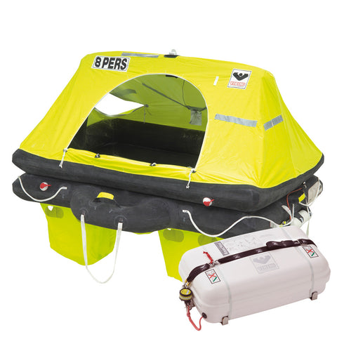 VIKING RescYou Liferaft 8 Person Container Offshore Pack