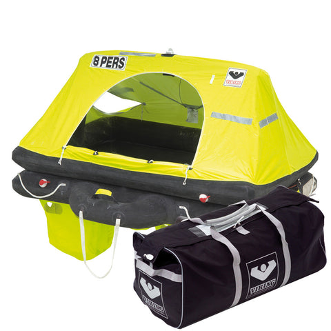 VIKING RescYou Liferaft 8 Person Valise Offshore Pack