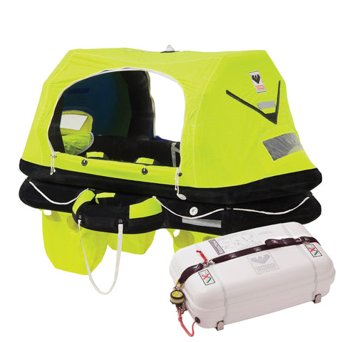 VIKING RescYou Pro Liferaft 6 Person Container Offshore Pack