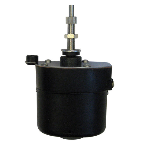 "Ongaro Standard Wiper Motor - 2.5"" Shaft - 12V"