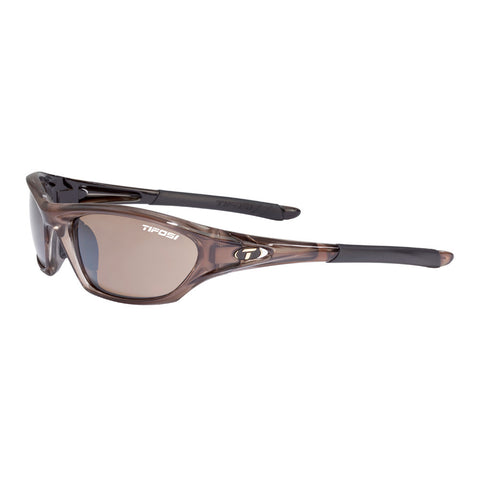 Tifosi Core Single Lens Sunglasses - Crystal Brown Metallic