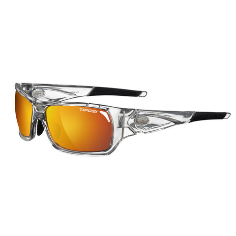Tifosi Duro Interchangeable Lens Sunglasses - Crystal Clear