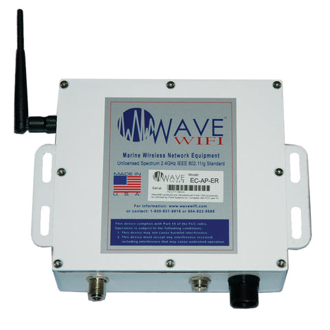 Wave WiFi Extended Range Wi-Fi Access System w/Access Point