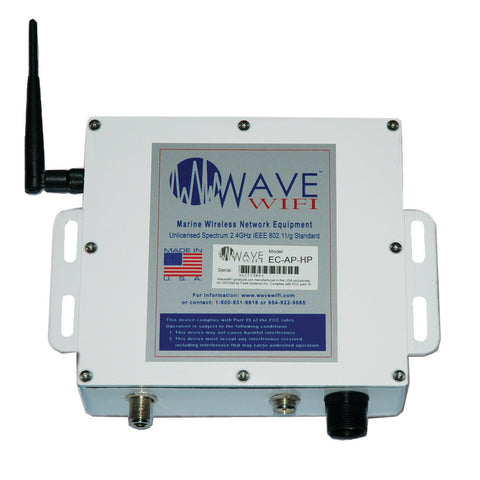 Wave WiFi High Performance Wi-Fi Access System w/Access Point