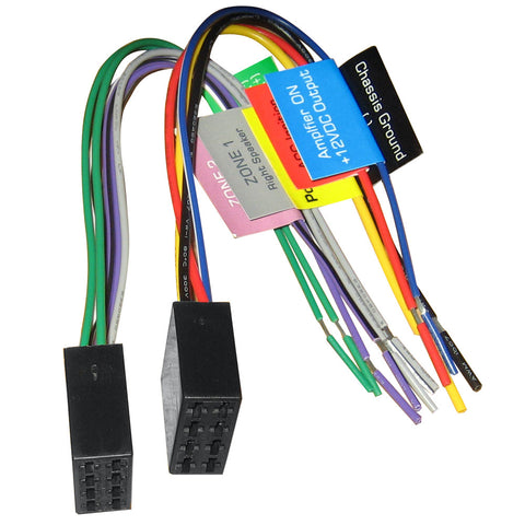 FUSION Replacement Wire Harness f/600 Series