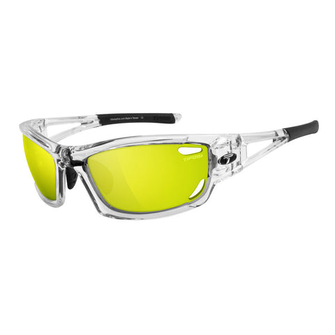 Tifosi Dolomite 2.0 Interchangeable Sunglasses - Clarion Mirror Collection - Crystal Clear