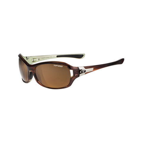 Tifosi Dea SL Polarized Single Lens Sunglasses - Sagewood