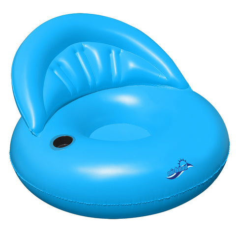 AIRHEAD Designer Series Floating Chair - Aqua