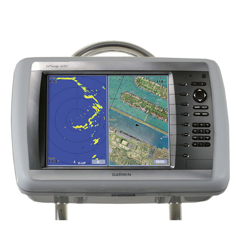"NavPod GP1035 SailPod Pre-Cut f/Garmin 4012/4212 f/9.5"" Wide Guard"