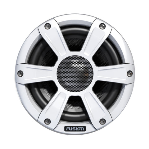 "FUSION FL65SPW Signature Series Speakers - 6.5"", 230W Coaxial Sport - White w/LED Illumination"