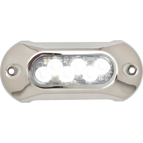 Attwood Light Armor Underwater LED Light - 6 LEDs - White