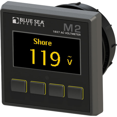 Blue Sea 1837 M2 AC Voltmeter