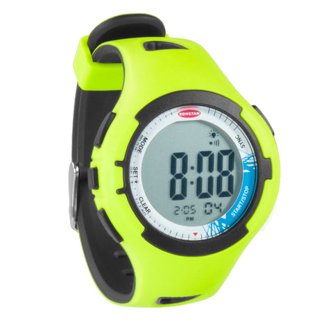 "Ronstan Clear Start™ Sailing Watch - 40mm (1-9/16"") - Lime/Black"