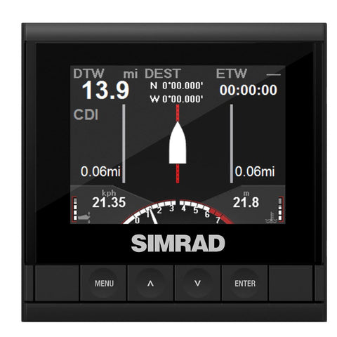 Simrad IS35 Colour Instrument Display