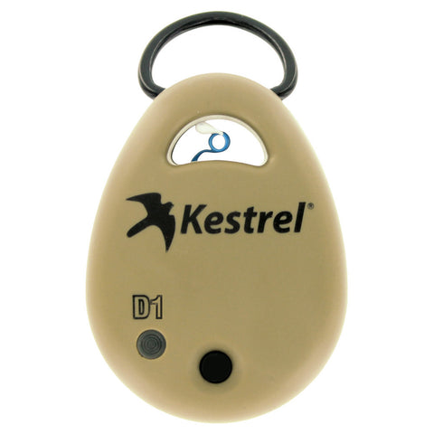 Kestrel DROP D1 Smart Temperature Data Logger - Tan