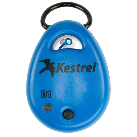 Kestrel DROP D1 Smart Temperature Data Logger - Blue