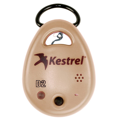 Kestrel DROP D2 Smart Humidity Data Logger - Tan