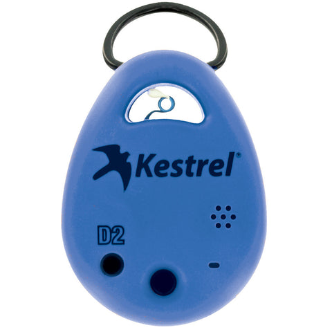 Kestrel DROP D2 Smart Humidity Data Logger - Blue