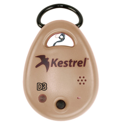 Kestrel DROP D3 Environmental Data Logger - Tan