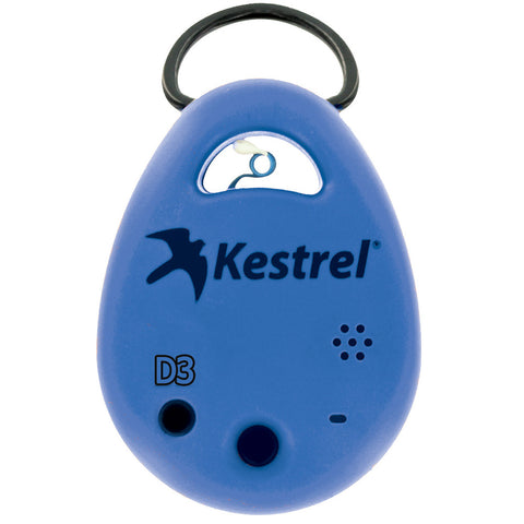 Kestrel DROP D3 Environmental Data Logger - Blue