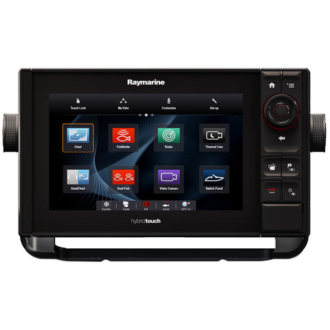 "Raymarine eS97 9""MFD Combo w/Wi-Fi, ClearPulse™ Digital Sonar & US C-MAP Essentials Charts"