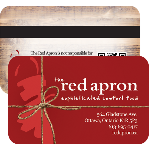 Red Apron Gift Card