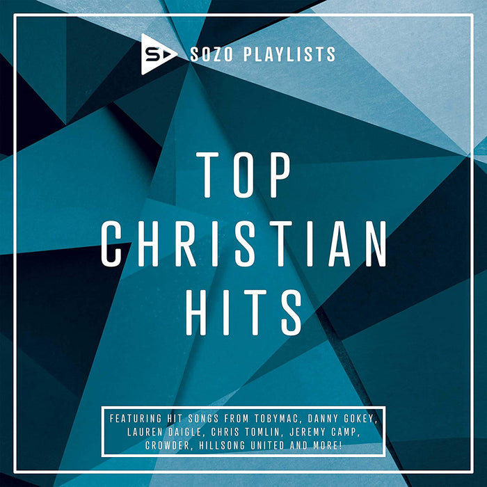 Sozo Playlist: Top Christian Hits [With CD (Audio)]