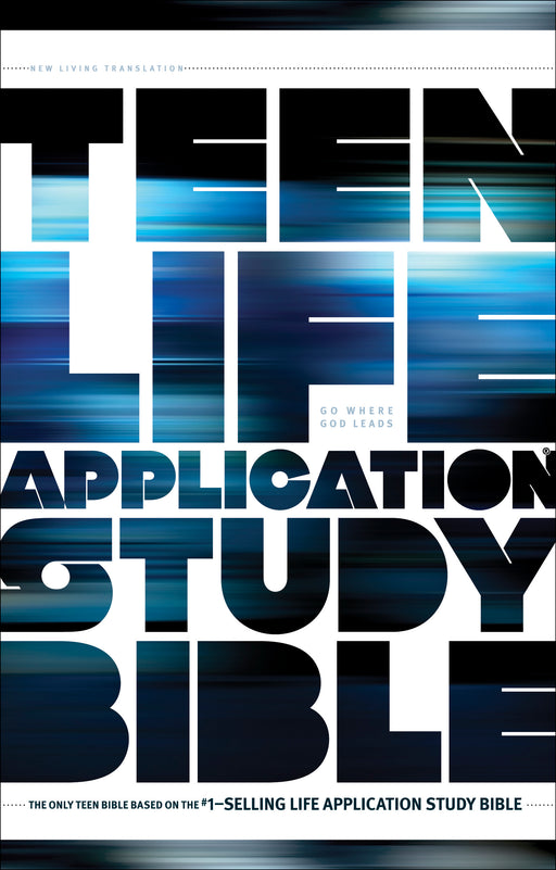 Teen Life Application Study Bible-NLT - ChristianMetro