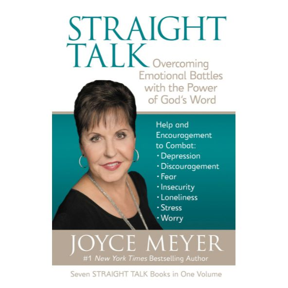 Straight Talk on Depression: Overcoming Emotional Battles with the Power of God's Word! ( Straight Talk )