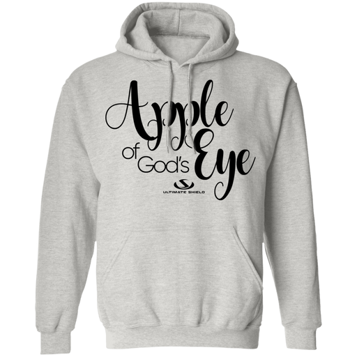 APPLE OF GODS EYE LADIES Pullover Hoodie 8 oz. - ChristianMetro