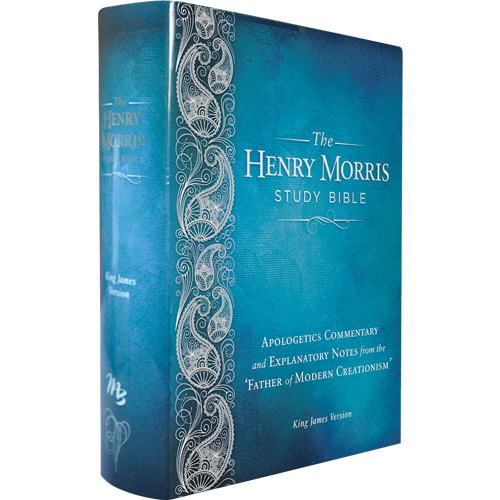 Henry Morris Study Bible-KJV: Apologetics Commentary and Explanatory Notes from the 'Father of Modern Creationism' - ChristianMetro