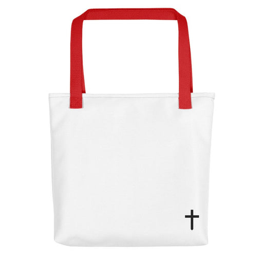 Tote Bag - Christian Cross Logo - ChristianMetro