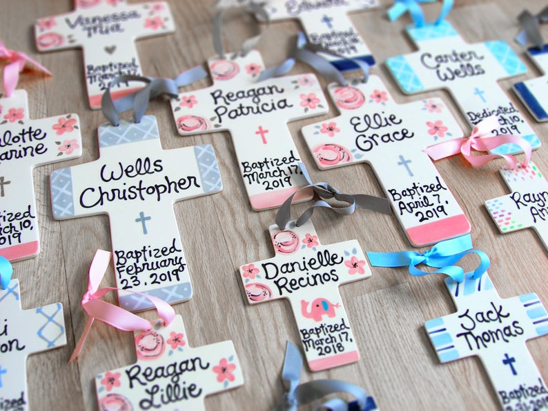 Christening Gifts for Boys - Personalized