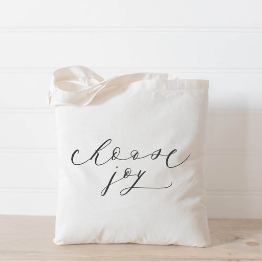 Tote Bag - Choose Joy - ChristianMetro