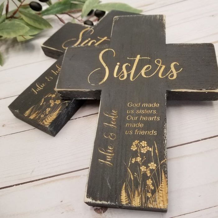 Unique Sisters Gift - Personalized