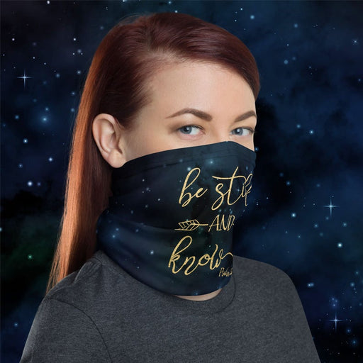 Be Still & Know Psalm 46:10  Face Mask Washable Reusable  Help Limit Respiratory Droplets  Bible Verse Christian Print Adult Covering - ChristianMetro