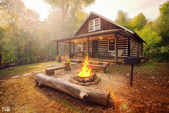 Nolichuckey Bluffs Bed & Breakfast Cabins, Tennessee